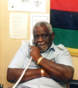 Manchester Black History: Nana Bonsu